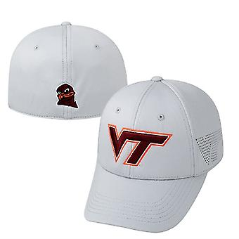 """Virginia Tech Hokies NCAA TOW """"Rails"""" Stretch Fitted Hat"""