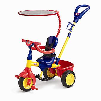 Little Tikes 3 in 1 Trike Red, Blue And Yellow