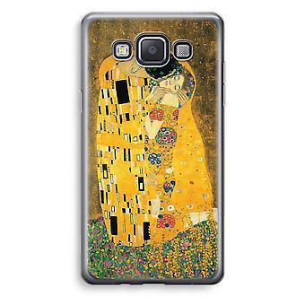 Samsung Galaxy A3 (2015) gjennomsiktig sak (myk) - Der Kuss