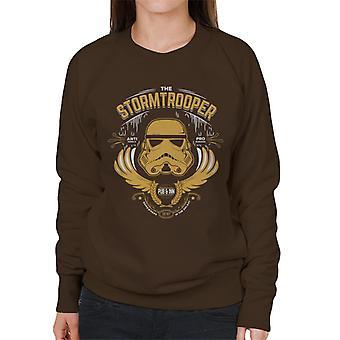 Originale felpa Stormtrooper Pub e Inn femminile