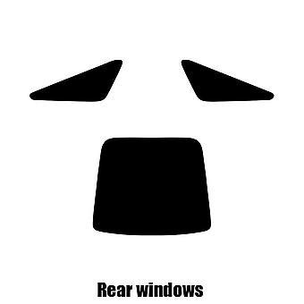 """قبل قص صبغة نافذة-""""تويوتا أعلاه""""-1986 إلى 1992-windows خلفي"""