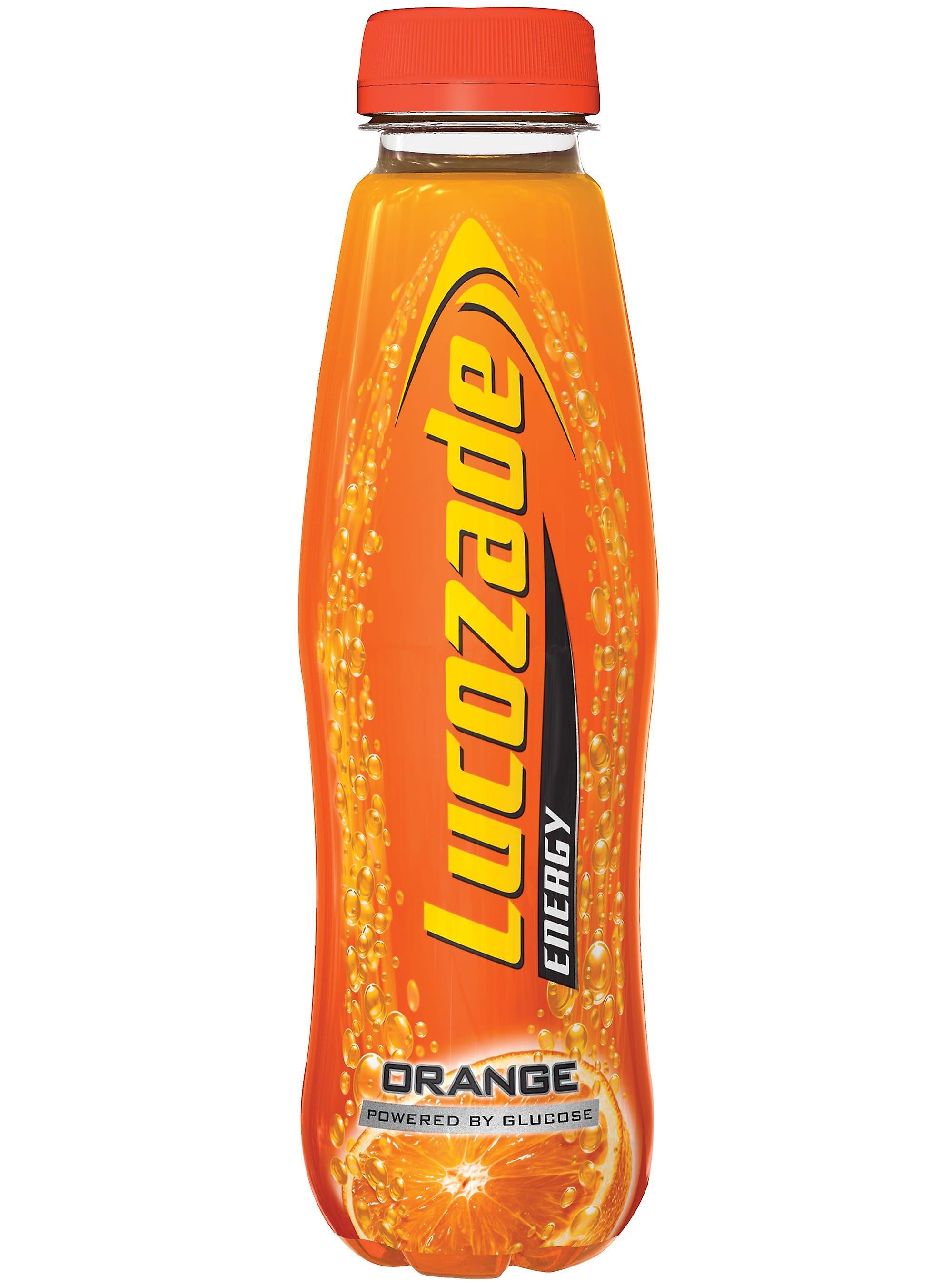 Lucozade Orange Energy Drink