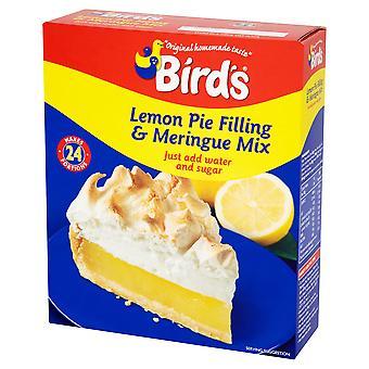 Birds Lemon Pie Filling & Meringue Mix