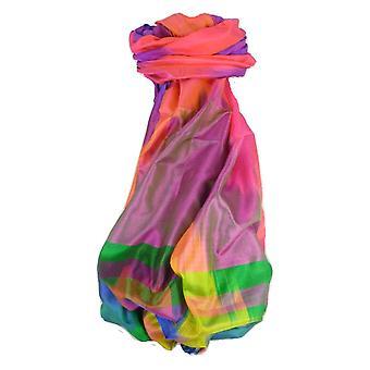 Varanasi Ekal Premium langen Schal Heritage Serie Silk Bharat 3 von Pashmina & Seide