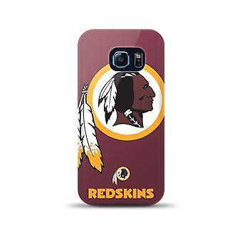 Mizco Sports NFL Oversized TPU Case for Galaxy S6 Edge (Washington Redskins)