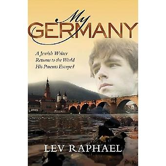 Min Tyskland av Lev Raphael - 9780299231507 bok