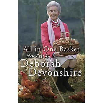 Alle in einer Korb - Nest Eier von von Deborah Devonshire - 9781848545939