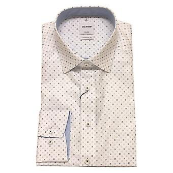 OLYMP Shirt 1052 34 11 White