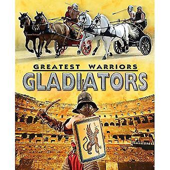 Plus grands guerriers: gladiateurs