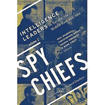 Spion-Chefs: Band 2
