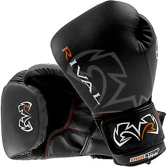 Rival Boxing Optima Sparring Gloves - Black