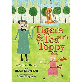Tigri & tè con Toppy