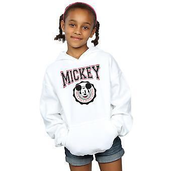 Disney Girls Mickey Mouse New York Seal Hoodie