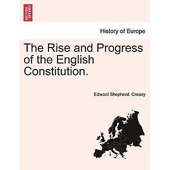 上昇と英語の憲法の進行状況。Creasy によって・ エドワード ・ シェパード。