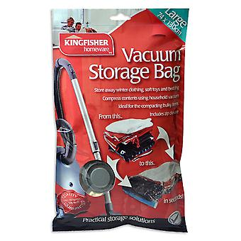 Kingfisher VBJ Space Saving Large Vacuum Storage Bags (74 x 130cm)