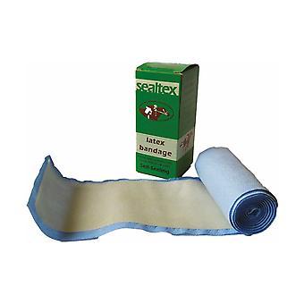 海豹马自封乳胶绷带
