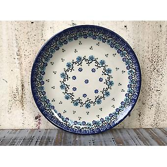 Lunch plate ø 25.5 cm, Royal Blue, BSN A-0815