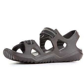 Crocs Swiftwater Sandale M Espressoblack 20396523K universal Sommer Männer Schuhe