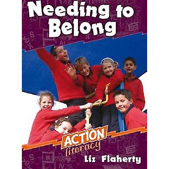 Needing to Belong by Liz Flaherty - 9780864315342 Book