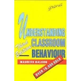 Understanding Classroom Behaviour - 9780864310989 Book
