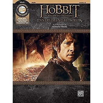 The Hobbit -- The Motion Picture Trilogy Instrumental Solos for Strin