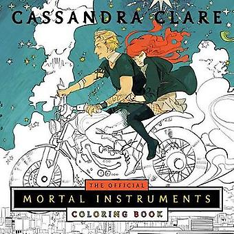 The Official Mortal Instruments Coloring Book by Cassandra Clare - 97