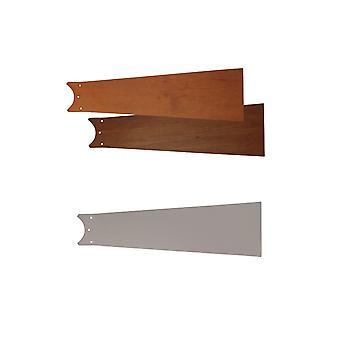 """Fanimation ceiling fan blade set for ZONIX 112cm / 44"""""""
