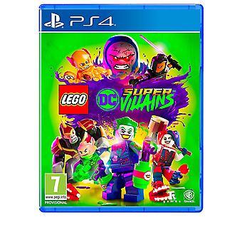 LEGO DC super-méchants jeu PS4