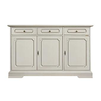 Cupboard 3 Doors Classic Lacquered