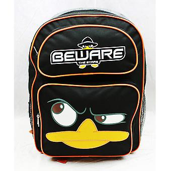 Backpack - Phineas and Ferb - Agent P Face (Large School Bag) ph21501