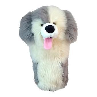 Daphnes Rescue Dog Golf Driver Headcover