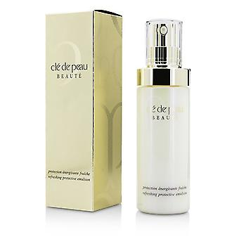 Cle De Peau Refreshing Protective Emulsion SPF25 PA++ 125ml/4.2oz