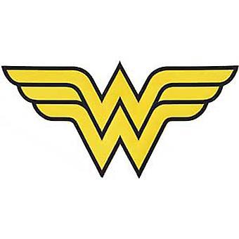 التصحيح - DC هزلية - المرأة العجيبة - شعار الحديد على 12