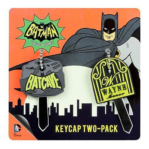 Key Cap - DC Comics - Batman Classic Set New Toys Licensed BML101