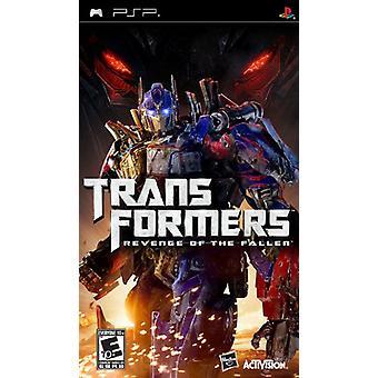 Transformers Revenge of the Fallen - Essentials (PSP) - Neu