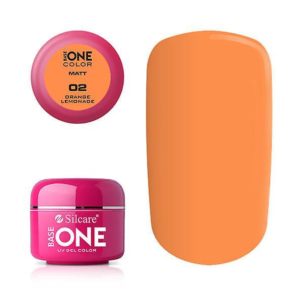 Base en-Matt-Orange lemonade 5G UV gel