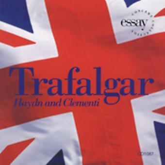 Haydn/Clementi - Trafalgar: Haydn and Clementi [CD] USA import