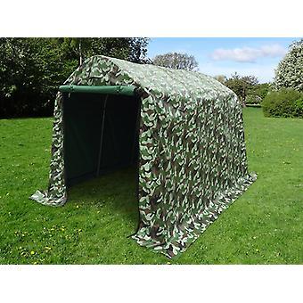 Storage tent PRO 2x2x2 m PVC, Camouflage