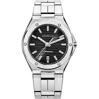Michel Herbelin 1645-B14 Men's Cap Camarat Automatic Wristwatch