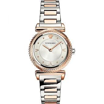 Versace VERE00718 naiset ' s kaksi Tone V-Motif ranne kello