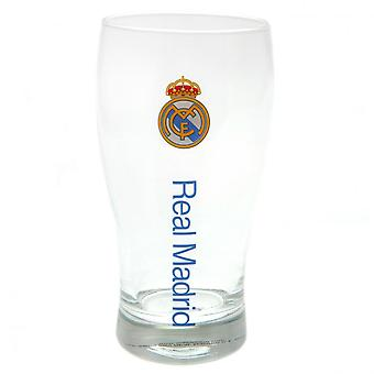 Real Madrid CF Tulip Pint Glass