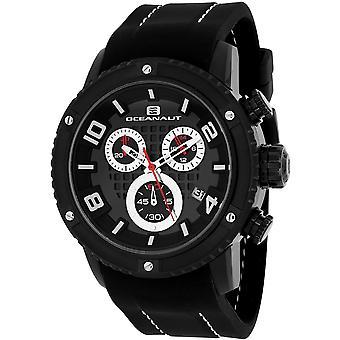 Oceanaut Men's Impulse Sport Black Dial Watch - OC3124R