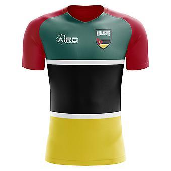 2020-2021 Mozambique Home Concept Fodbold trøje