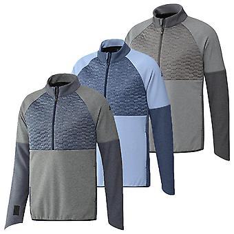 adidas Golf Herren Frostguard 1/4 Zip Jacke