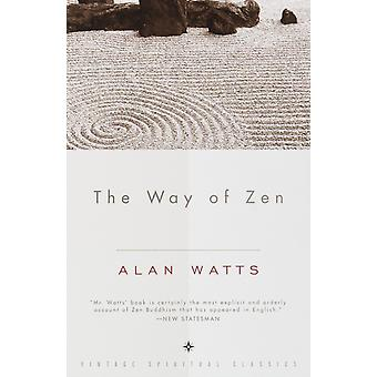 Manier van Zen door Alan Watts