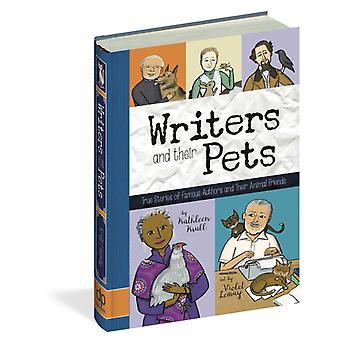 Writers and Their Pets by Kathleen Krull