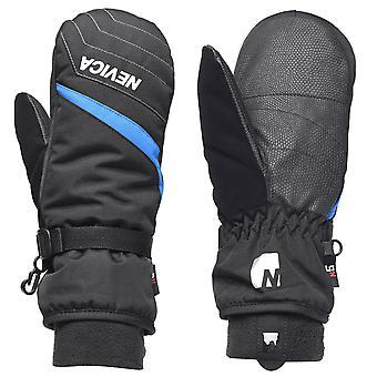 Nevica Kids Meribel Waterproof Breathable Buckle Strap Gants de ski Gants Mittens