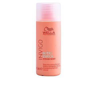 Wella Invigo Nutri-enrich Shampoo 250 Ml Unisex
