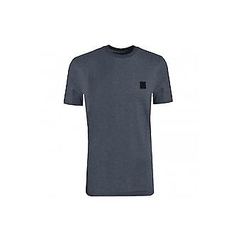Hugo Boss Casual Hugo Boss Men's Medium Grey Tevided T-Shirt