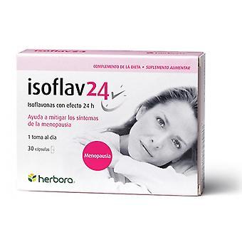 Herbora Isoflav 24 of 30 Capsules